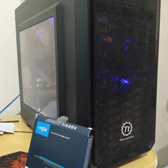 Computador Gamer I5 6400+ Gtx 970 4gb Hybrid.