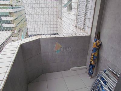 Apartamento Em Praia Grande No Canto Do Forte - Ap10868
