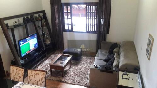 Sobrado Com 3 Dormitórios À Venda, 120 M² Por R$ 636.000,00 - Vila Sônia - São Paulo/sp - So4302