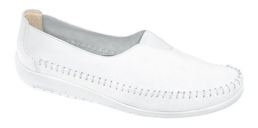 Zapato Confort Shosh 4429 Cof 179096 Antiderrapante Piel