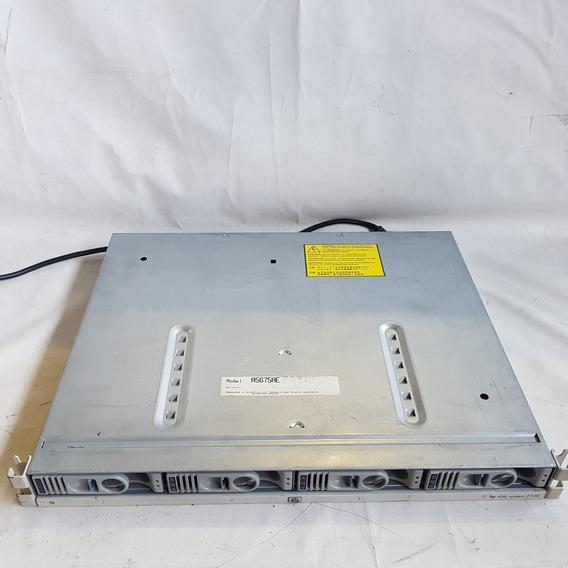 Hp Storageworks Disk System 2100 - A5675ae 4x73gb
