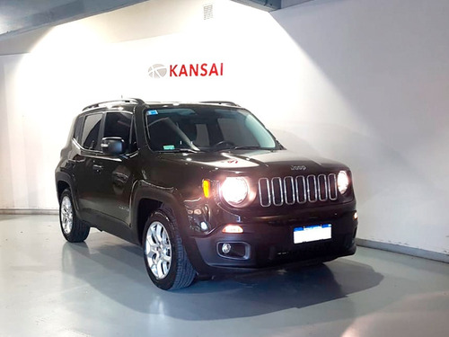 Jeep Renegade 1.8 Sport Plus Automática 2018