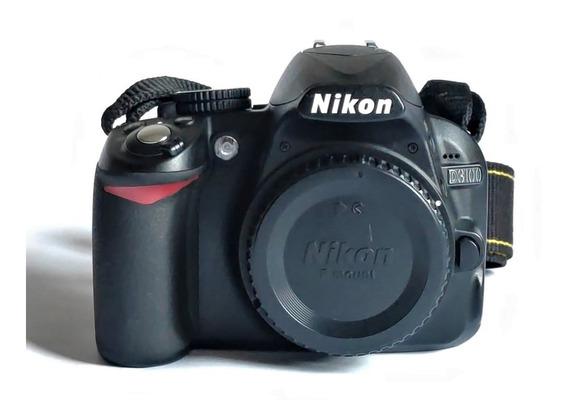 Câmera Dslr Nikon D3100 (11.711 Clicks)