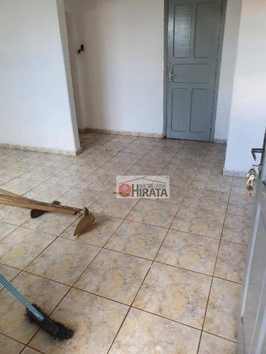 Imagem 1 de 11 de Casa Com 2 Dormitórios Para Alugar, 160 M² Por R$ 1.200,00/mês - Taquaral - Campinas/sp - Ca1652