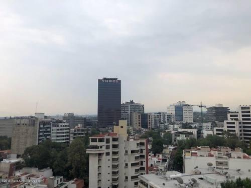 Departamento En Renta En Reforma Social, Miguel Hidalgo, Rah-mx-19-71