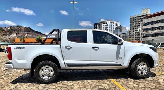 Gm S10 Cabine Dupla 2018 4x4 Diesel