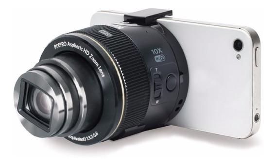 Lente Kodak Smart Lens Sl10 Negra - Oferta!