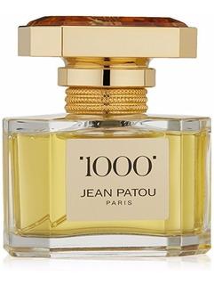 Jean Patou 1000 Eau De Toilette Spray Original Authentic 1oz