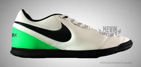 Chuteira Original Nike Tiempo X Rio Iii Ic Futsal 819234-103