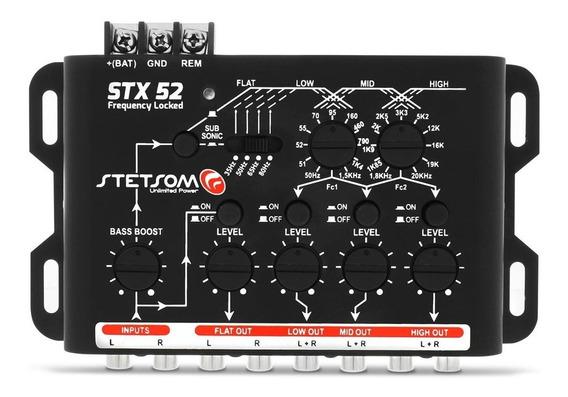 Crossover Stetsom Stx52 4 Vias Stx 52 Mesa Som Automotivo