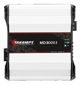 Módulo Amplificador Taramps Md-3000 W Rms Digital 4 Ohms