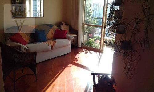 Apartamento Com 3 Dormitórios À Venda, 83 M² Por R$ 830.000,00 - Vila Pompeia - São Paulo/sp - Ap5565