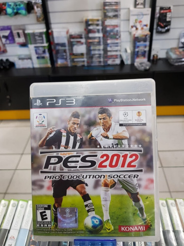 Pes 2012 Ps3 Seminovo