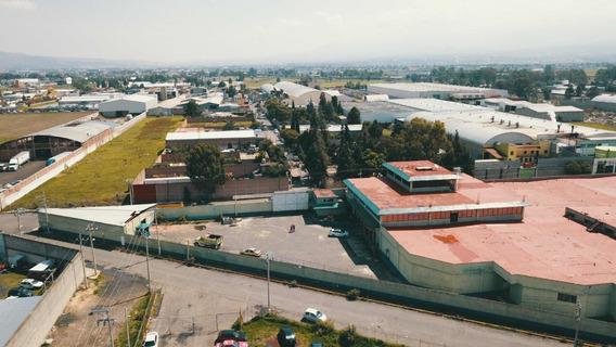 Bodega En Chalco Techo De Concreto