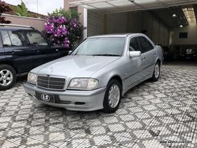 Mercedes Benz Classe C 2.8 Elegance Plus 4p