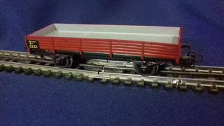 Marklin, Vagon De Carga Tren A Escala