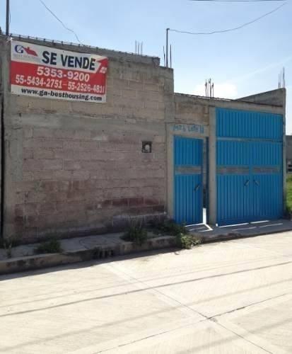 Casa En San Cristobal, Ecatepec De Morelos