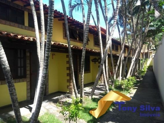 Aluguel Fixo E Temporada! Casa Em Condomínio 2 Quartos Na Ogiva Cabo Frio - 667