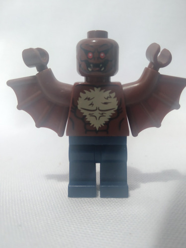 Man Bat  Lego Dc Super Heroes Original