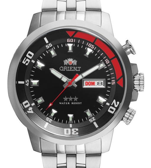 Relógio Orient Automático Masculino 469ss058 P1sx + Nota