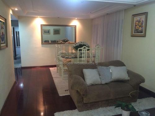 Imagem 1 de 9 de Apartamento Com 3 Dormitórios Para Alugar, 134 M² Por R$ 2.600,00 - Centro - Santo André/sp - Ap2478
