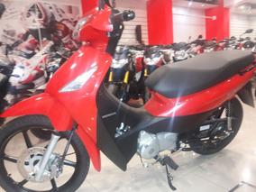 Honda Biz 125 0km Motolandia Av.libertador 14552 4792-7673