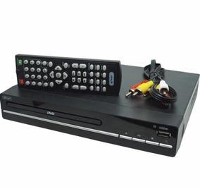 Dvd Player Entrada Usb Com Ripping Controle Rw Kp-d120 Seo