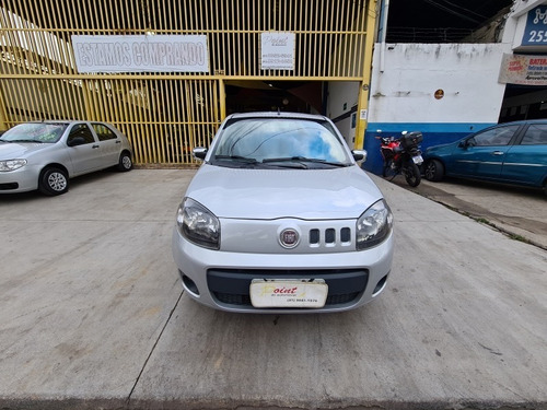 Imagem 1 de 14 de Fiat Uno 1.0 8v Vivace 2011/2012