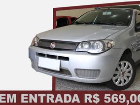 Fiat Siena 1.0 Fire Flex 4p 2010/ Sem Entrada R$569,00