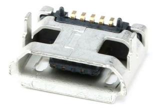 Kit 5 Unidades Conector Carga Cce Tr91 Tr71 Fs-m7 Dl Midi Etc.