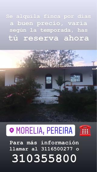 Alquiler Finca Cerca A Pereira Con Piscina Y Mesa De Billar