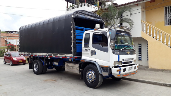 Camión Chevrolet Ftr 2007 [ftr Camión] En Tuluá