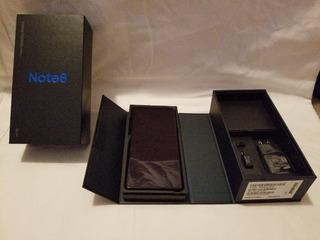 Disponsible Samsung Galaxy Note8 64gb