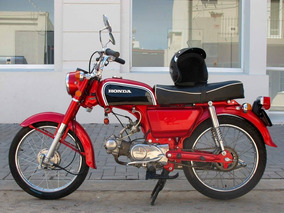 Honda Cd 70 - Restaurada