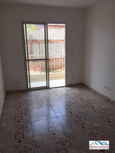 Lindo Apartamento De 3 Dormitórios No Residencial Costa Verde  Cotia/sp - Ap0273
