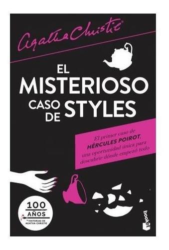 Libro El Misterioso Caso De Styles - Agatha Christie