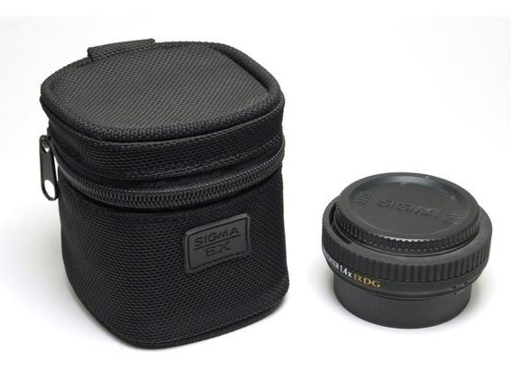 Teleconversor Sigma 1.4x Ex Nikon