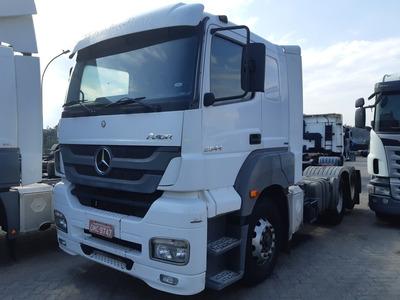 Mb Axor 2544 6x2 2012 Selectrucks