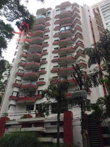 Apartamento À Venda No Bairro Vila Andrade - São Paulo/sp - 191
