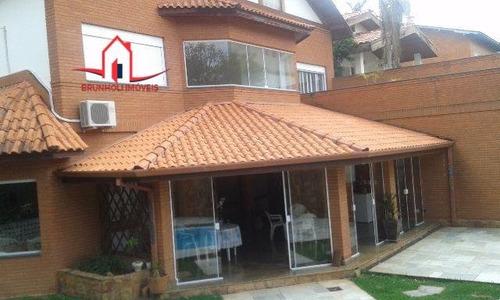 Casa A Venda No Bairro Alphaville Em Santana De Parnaíba - - 1056-1