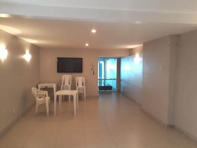 Quarto E Sala Na Praia Da Costa - 2264