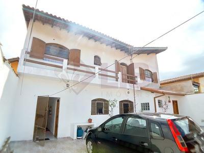 Casa Na Martim De Sá Para Aluguel Definitivo - Ca01292 - 33826762