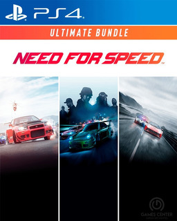Nfs Need For Speed Ultimate Bundle Ps4 Digital Gcp