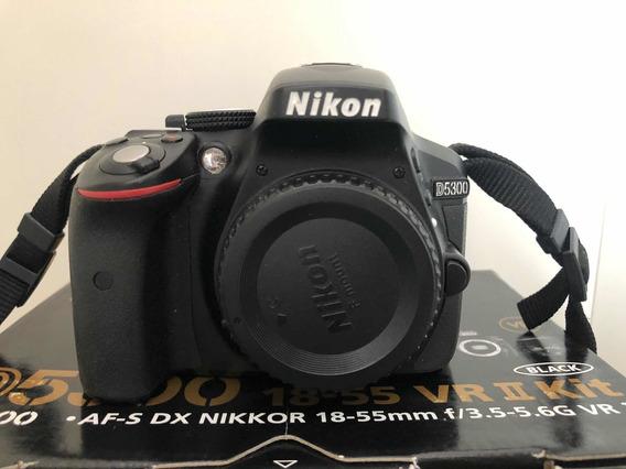 Máquina Fotográfica Nikon D5300 Com Acessorios