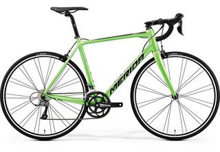 Bicicleta De Ruta Merida Scultura 100 En Aluminio