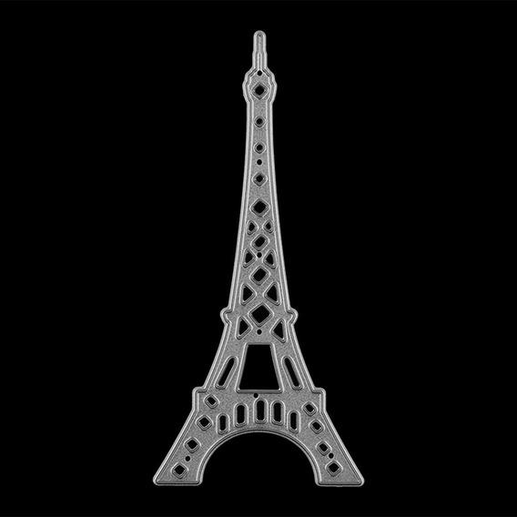 Suaje Torre Eiffel Maquina Scrapbook Sizzix 1 Pieza