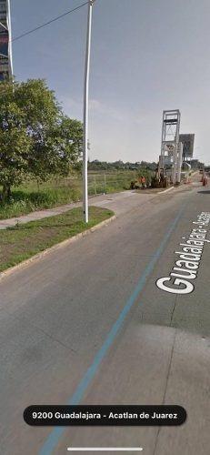 Terreno Ubicadisimo Sobre Lopez Mateos Antes De Bugambilias En Guadalajara