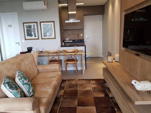 Imagem 1 de 30 de Apartamento Para Alugar, 41 M² Por R$ 4.200,00/mês - Brooklin - São Paulo/sp - Ap1767