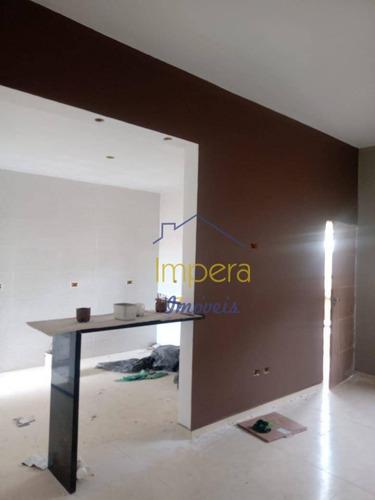 Casa Com 2 Dormitórios À Venda, 67 M² Por R$ 266.000,00 - Portal Santa Inês - São José Dos Campos/sp - Ca0470