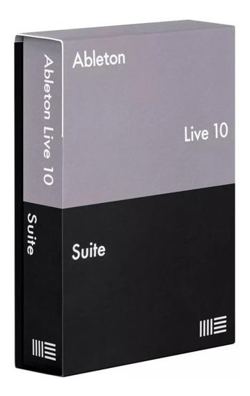 Ableton Live 10.1 Suite Windows/mac Catalina